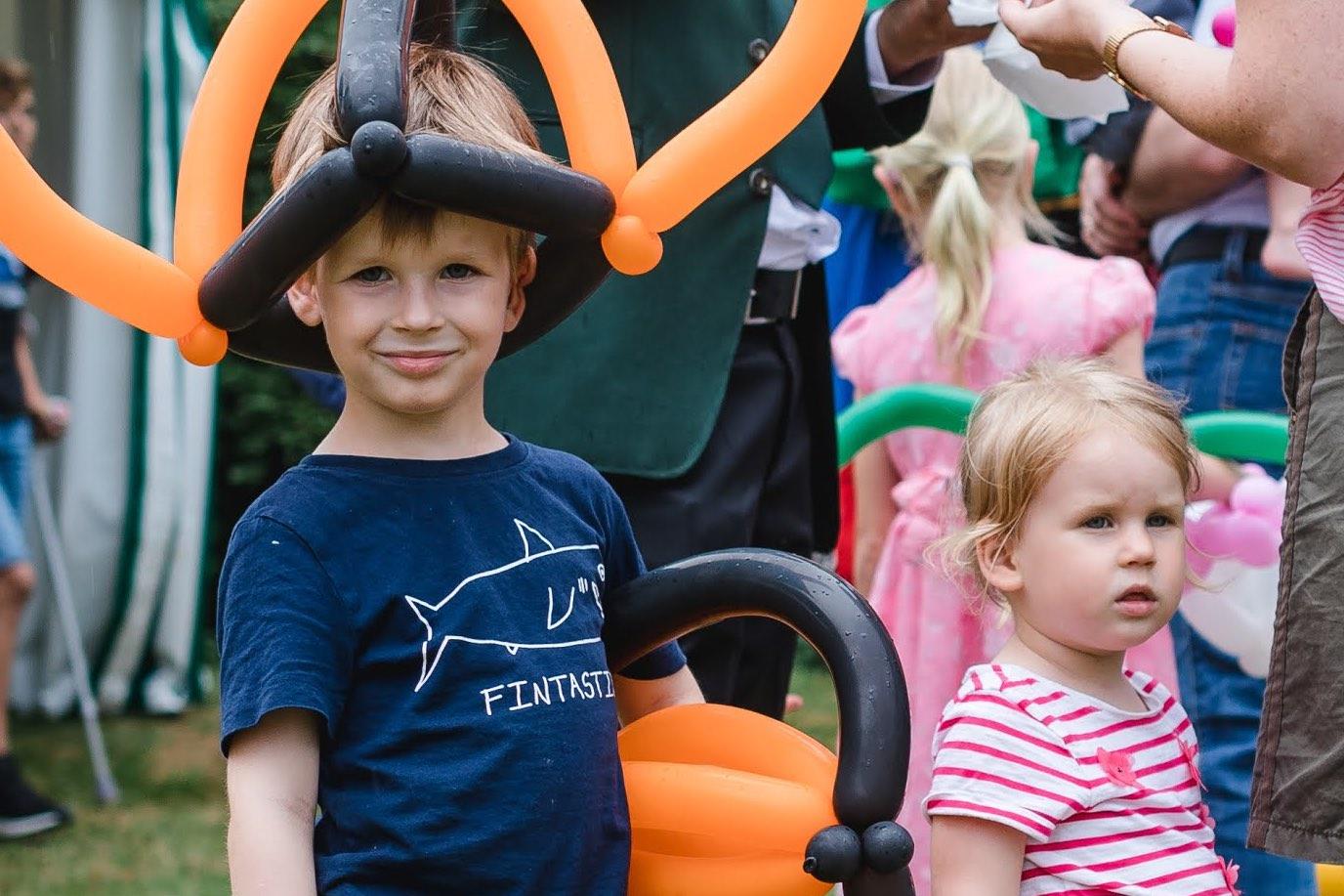 Das Kinderfest der Bürgerschützen Ahlen 2018